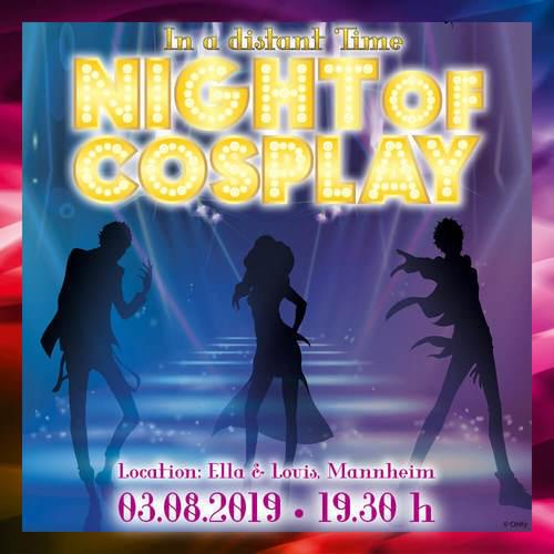 Tickets kaufen für AnimagiC Night of Cosplay 2019 am 03.08.2019